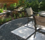 Pervious deck surface